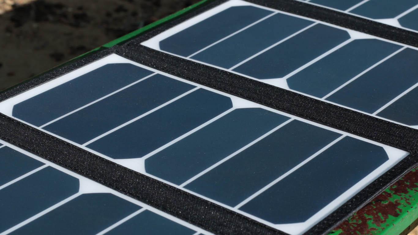 placa solar ravpower
